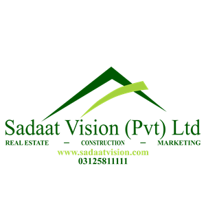 SADAAT VISION PVT LTD Logo Vector