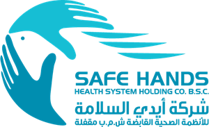 Safe Hands Logo Vector