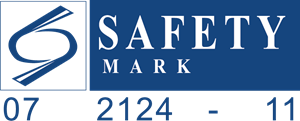 Safety Mark Logo Vector