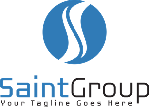 Saint Group Logo Vector