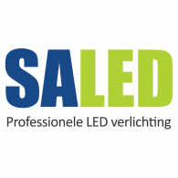 Saled Led lighting Logo Vector