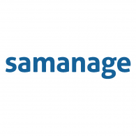 Samanage Logo Vector