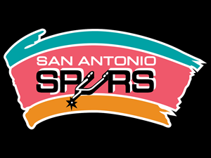 San Antonio Spurs Old Logo Vector