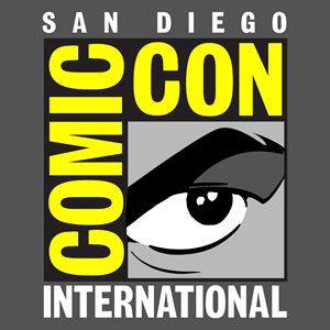 San Diego Comic-Con International Logo Vector