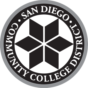 San Diego Community College District Logo Vector