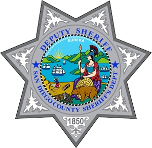 San Diego County Sheriff Department Logo Vector