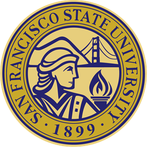 San Francisco State University Logo Vector