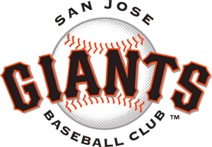 SAN JOSE GIANTS BASEBALL CLUB Logo Vector