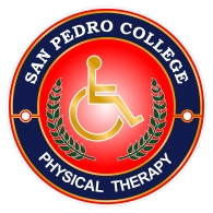 San Pedro College - Physical Therapy Logo Vector