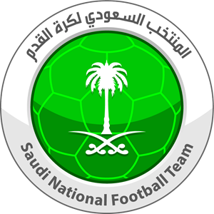 Saudi Arabia National Football Team Logo Vector