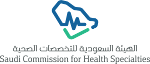 Saudi Commission for Health Specialities Logo Vector