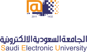 Saudi Electronic University Logo Vector