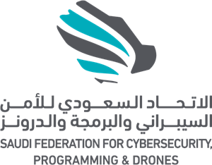 Saudi Federation for Cybersecurity Logo Vector