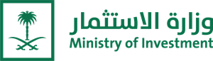 Saudi Ministry of Investment Logo Vector