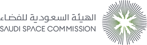 Saudi Space Commission Logo Vector