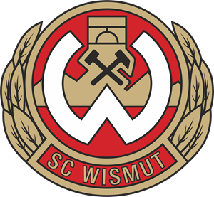SC Wismut Karl-Marx-Stadt (early 60's) Logo Vector