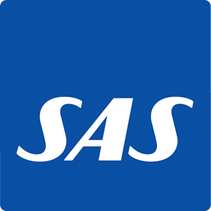 Scandinavian Airlines (SAS) Logo Vector
