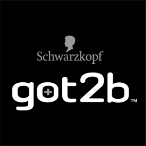 Schwarzkopf got2b Black Logo Vector