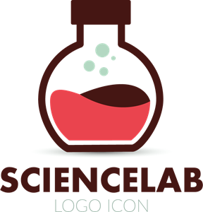 Science lab Logo Vector
