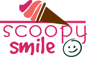 Scoopy Smile Logo Vector