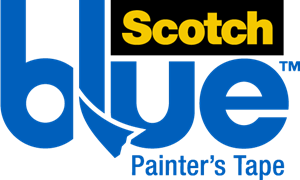 Scotch Blue 3m Painters Tape Logo Vector
