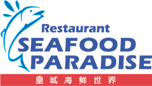 seafood paradise Logo Vector