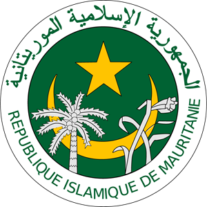 Seal of Mauritania Logo Vector