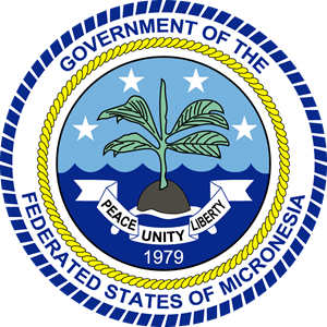 Seal of the Federated States of Micronesia Logo Vector