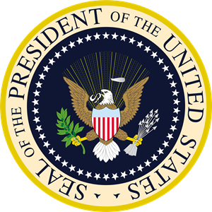 SEAL OF THE PRESIDENT US Logo Vector