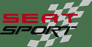 seat sport logo vector eps free download