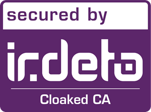 Secured by Irdeto Cloaked CA Logo Vector