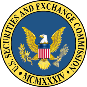 Securities and Exchange Commission SEC Logo Vector