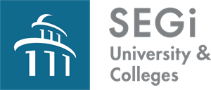 SEGI University Colleges Logo Vector