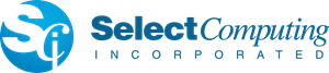 Select Computing SCi Logo Vector