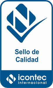 Sellos de Calidad Icontec International Logo Vector