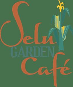 Selu Garden Cafe Logo Vector Svg Free Download