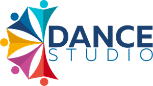 Set of dance studio Logo Vector
