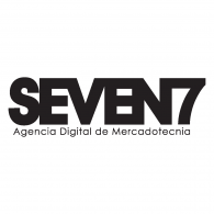Seven7Marketing Agencia de Marketing Digital Logo Vector