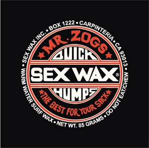 sex wax Logo Vector