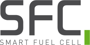 SFC Smart Fuel Cell Logo Vector
