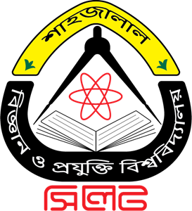 Shahjalal University of Science and Technology Logo Vector