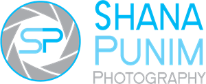 Shana Punim Photography Logo Vector