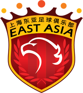 Shanghai East Asia Football Club Logo Vector