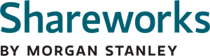 Shareworks by Morgan Stanley Logo Vector