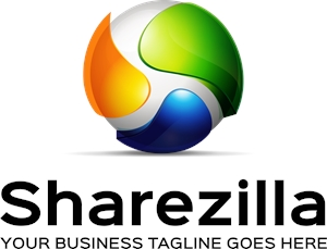 Sharezilla Logo Vector