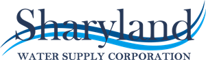 Sharyland Water Supply Corporation Logo Vector