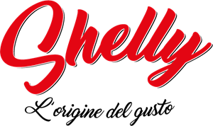 Shelly frutta secca Logo Vector