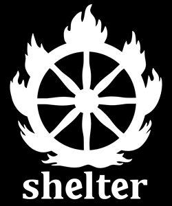 Shelter Band Mantra 1 Logo Vector