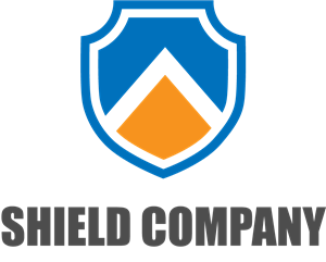 Shield Company Logo Vector