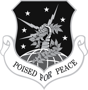 SHIELD OF 91ST SPACE WING Logo Vector